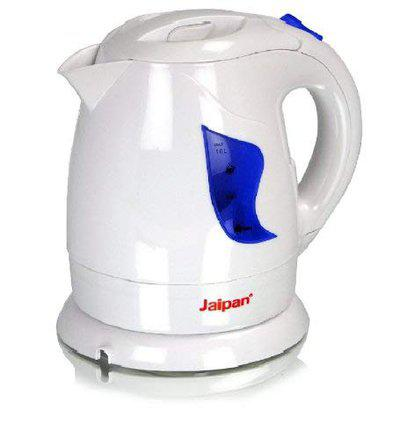Jaipan 1.2 Litre 850W Electric Kettle with 12 Months Warranty - Refreshing Instant Tea, Coffee in Minutes