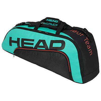 Head Tour Team 6R Combi Kit Bag (Rasberry-Navy)