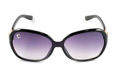 clark n palmer Oversized Sunglasses (Grey)- (CNP-F230-BL)