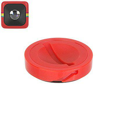 Polaroid Replacement Cap IO Door for the Polaroid POLC3 Cube HD Digital Video Action Camera Camcorder - Red Red