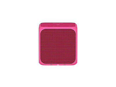 Sony SRSX11 Ultra-Portable Bluetooth Speaker (Pink)