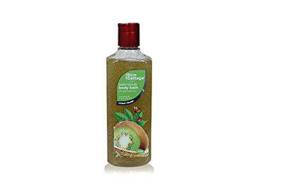 Skin Cottage - Body Bath Scrub - Kiwi Gold 400ml