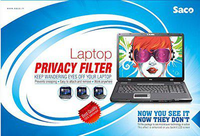 Saco Laptop Privacy Filter for Lenovo Thinkpad - 14 inch