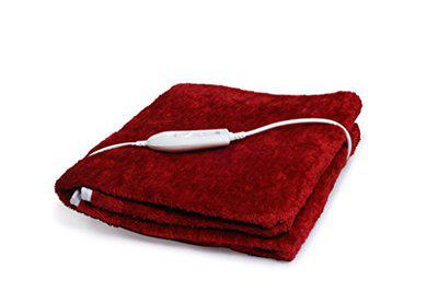 Expressions Electric Bed Warmer - Electric Under Blanket - 150cms x 80cms