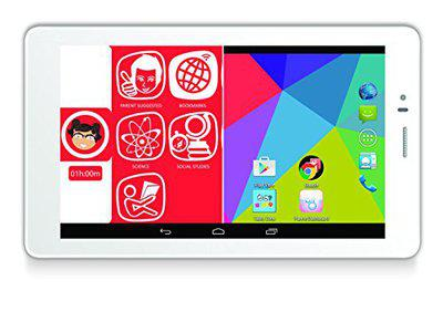 Micromax P469 Tablet (7 inch, 8GB, Wi-Fi+3G+Voice Calling), White