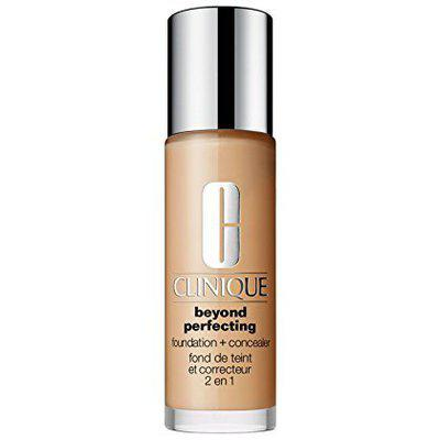 clinique beyond perfecting 2-in-1 foundation and concealer 09