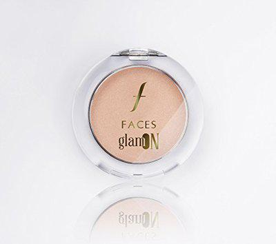 Faces Canada Glam On Perfect Blush Gold Dust 03 5 g (Gold)