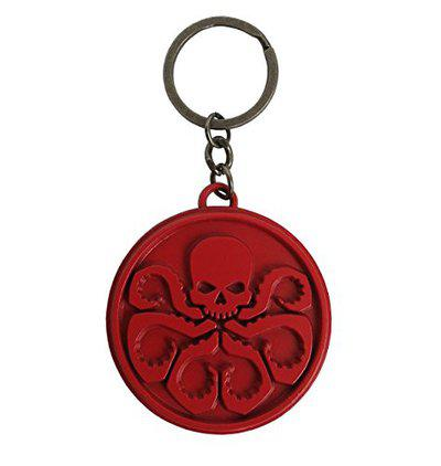 Agents of Hydra Painted Metal Keychain [Ages 14...