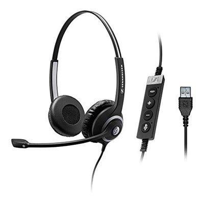 Sennheiser 506481 CIRCLE SC 260 USB CTRL II Professional Wired Dual-Sided Headset