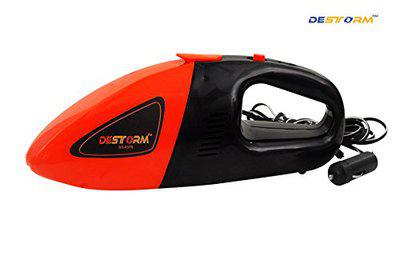 Autofurnish Destorm Ds-6570 Cyclone Power Wet And Dry Car Vacuum Cleaner