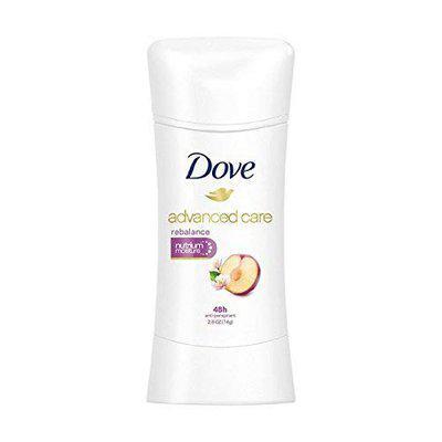 Dove Advanced Care Anti-Perspirant Deodorant, Rebalance 2.60 Oz (Pack Of 12)