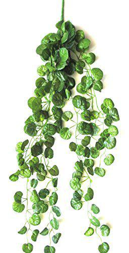 Miracle Retail Artificial Hanging Creeper Plant (Green, 1 Piece)
