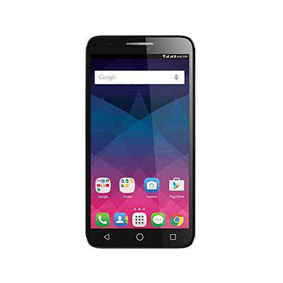 Panasonic P65 Flash (1GB RAM, 8GB ROM, Silver)