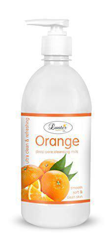 Luster Orange Deep Cleansing Milk (500 ml)