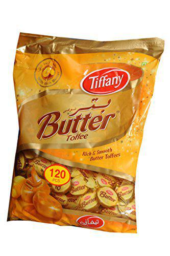 Tiffany Butter toffee 650Gms