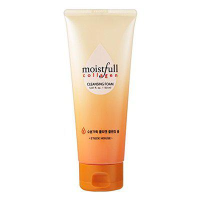 Etude House Moistfull Collagen Cleansing Foam 150ml