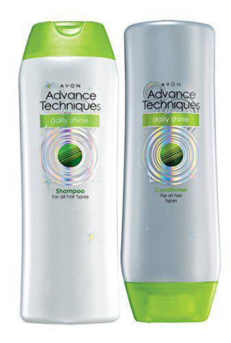 Avon Advance Techniques Daily Shine Conditioner, 200ml