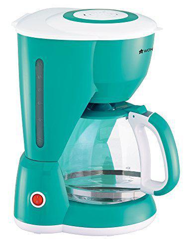 Wonderchef Regalia 1.4-Litre Coffee Maker (Green)