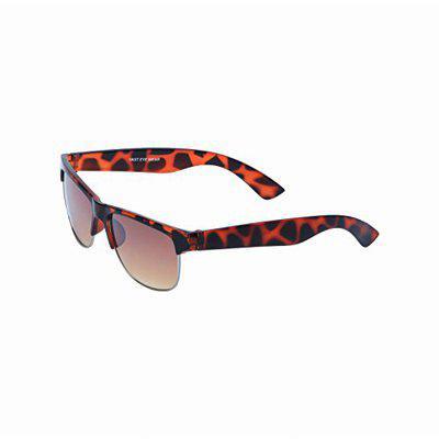 Vast UV Protection Unisex Sunglasses(BW15005_BlackSmock|52|Grey Lens)