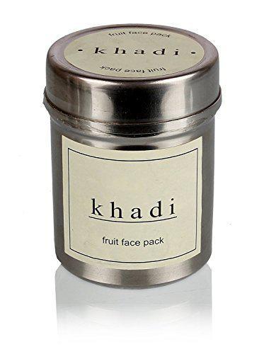 Khadi Fruit Face Pack, 50g(pack of 2)