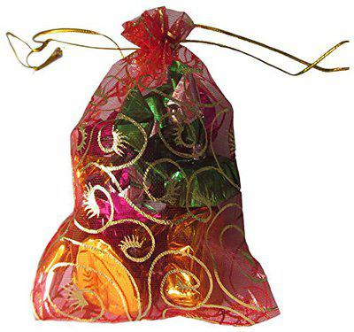 Moshik's Multicolor Milk Chocolates with Pouch, 100 G