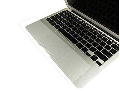 Saco Laptop Palm Guard and Trackpad Protector for Macbook Air 13.3 inch Laptop - (Transparent)