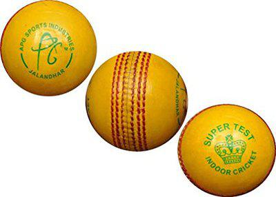 APG Indoor Cricket Ball, Pack Of 4