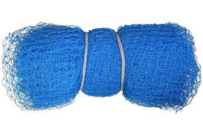 CW Thick Nylon Dori Ground Tournament Training Area Covering Cricket Nets for Practice (100x 10-inch, Blue)