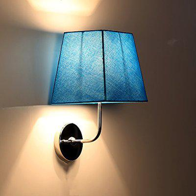 Craftter 5W Wall Lamp Fixture, Blue, Trapezoid Shape