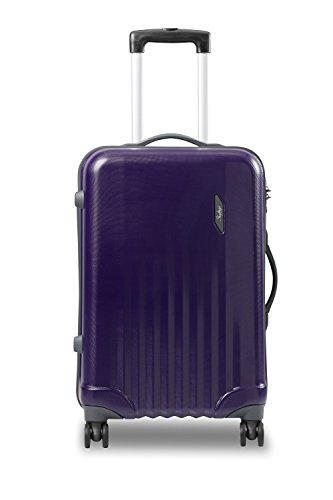 Skybags Polycarbonate 72 cms Purple Hardsided Suitcase (NWJERS72MDP)