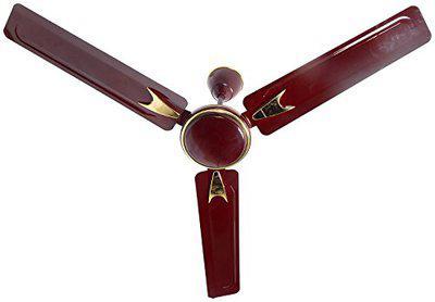 Polycab Wires Pvt Ltd 70 W Ceiling Fan (Brown)