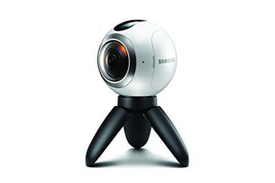 Samsung Gear 360 Real 360 High Resolution VR Camera (US Version)