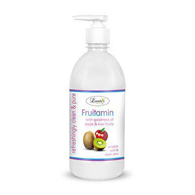Luster Fruitamin Extra Care Cleansing Milk (Paraben & Sulfate Free)-500 ml