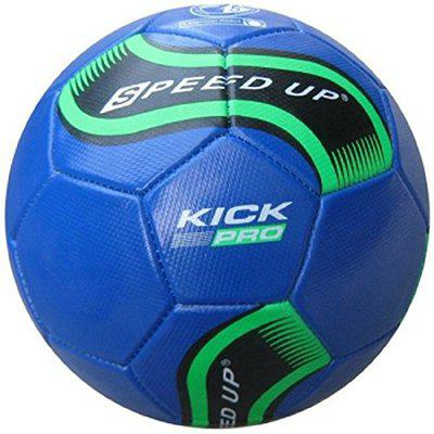 Speed Up Leatherite Kick Pro Football Size 5 Blue