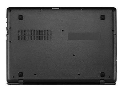 Lenovo 110-15IBR 80T7000HUS - 15.6 HD - Intel Celeron N3060 - 4GB - 500GB HDD - Black