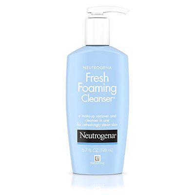 Neutrogena Fresh Foaming Cleanser 6.70 oz (Pack of 5)
