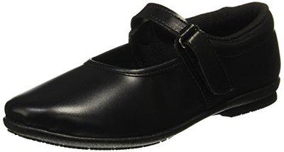 Prefect (from Liberty) Unisex S/Girl-16 Black Formal Shoes - 10 Kids UK/India (28 EU) (8010001100280)
