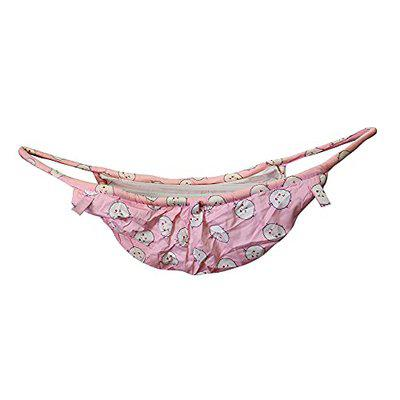 Love Baby Travelling Cradel With Net -TG-225 Pink