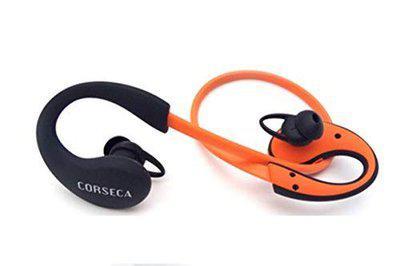Corseca DM4712 Bluetooth Headset (Orange)