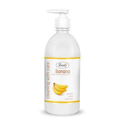 Luster Banana Cleansing Milk (Paraben & Sulfate Free)-500 ml