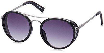 Joe Black Gradient Round Unisex Sunglasses  JB817C252Grey Color