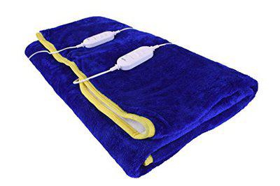 Home Elite Bed Warmer - Electric Under Blanket - Double Bed (150Cms X 150Cms)