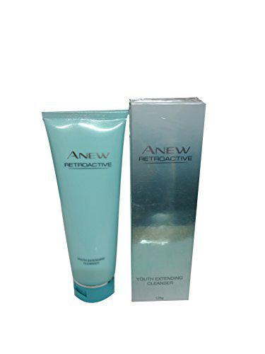 Avon Anew Retroactive Youth Extending Cleanser 125g