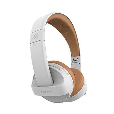 iFrogz Wireless Headphones Headphone, White (IFIMPH-WT0)