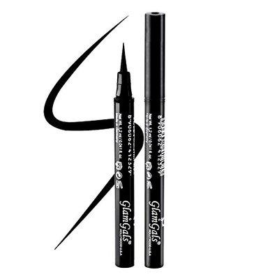 GlamGals Waterproof Inkliner,Black,1.2ml