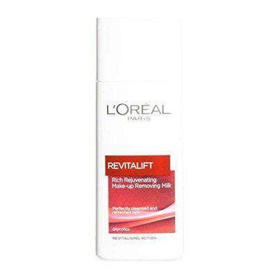 Loreal Paris Revitalift Cleansing Milk 200ml With Ayur Product In Combo