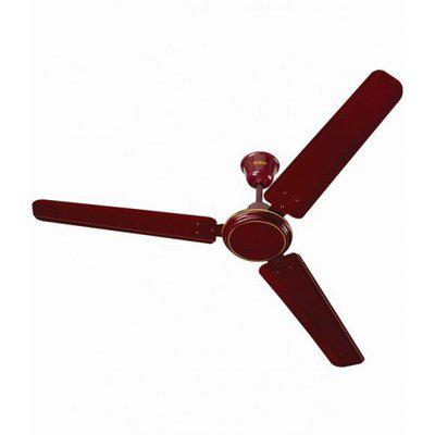 Surya 1200Mm Power Plus 58 Watt High Speed (390 RPM) Ceiling Fan (BROWN)
