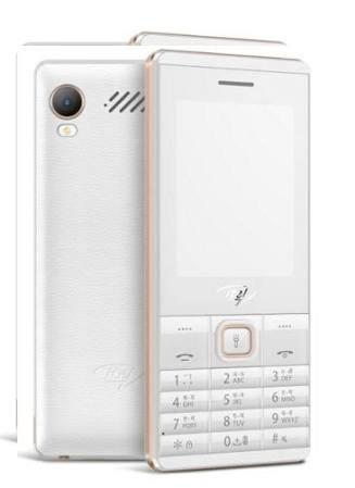 Itel it5611 Mobile with 2500mAh Battery Red