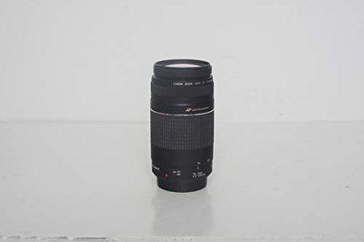 EF 75-300mm f/4-5.6 III Telephoto Zoom Lens for Canon SLR Cameras