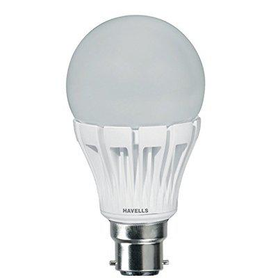Havells LED Adore 7W Bulb (Silver, White)